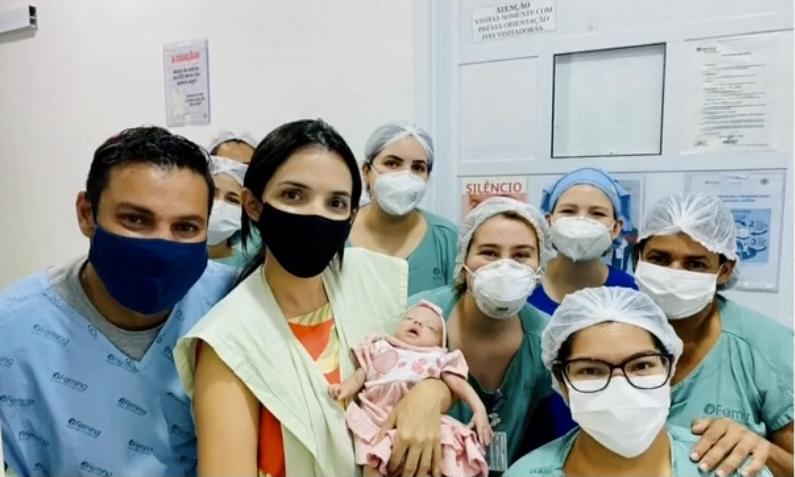 Mães de bebês prematuros relatam medo, força e superação durante a pandemia
